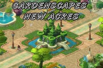 Gardenscapes - New Acres