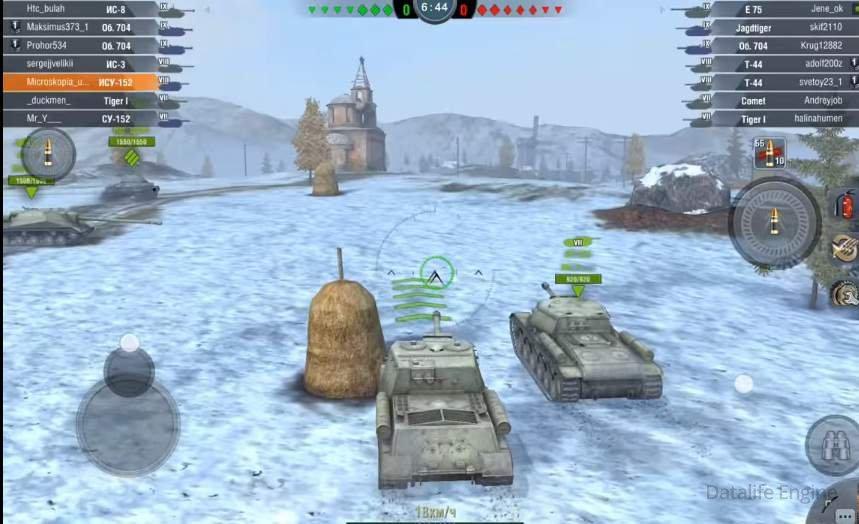 world of tanks blitz mod на деньги