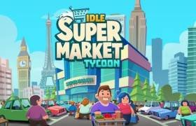 Idle Supermarket Tycoon - Shop