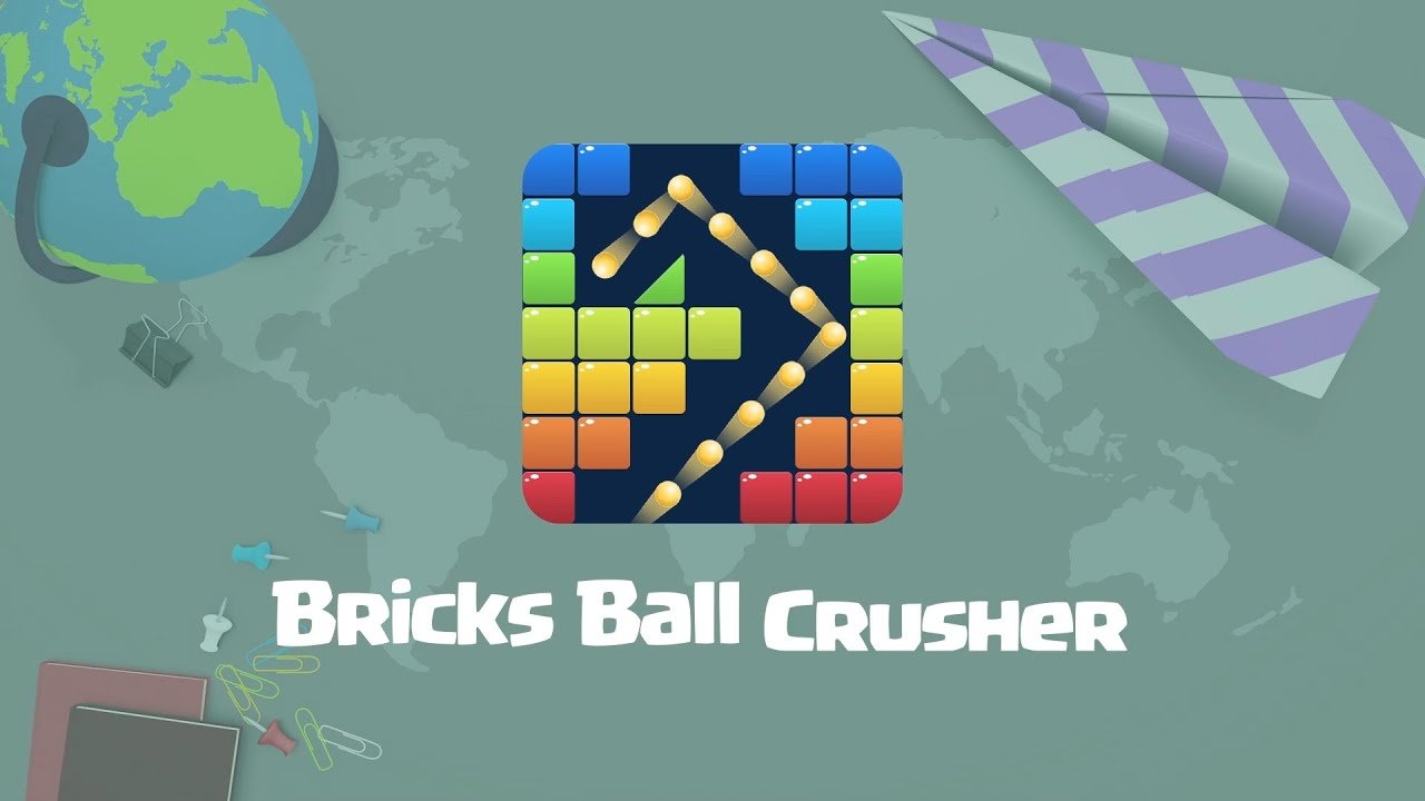 Bricks Ball Crusher
