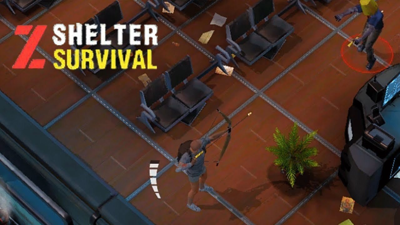 Z Shelter Survival Games- Survive The Last Day!