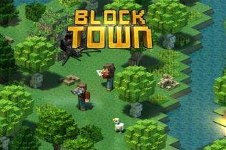 Block Town - craft your city!