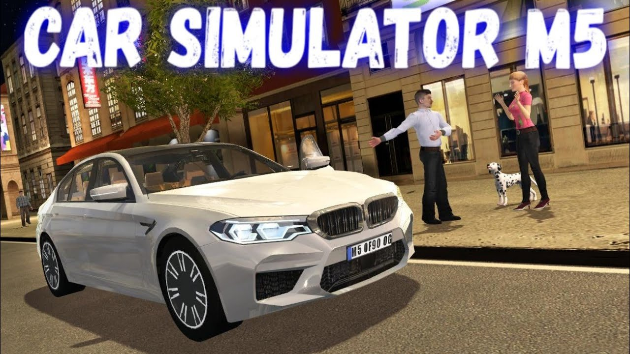Car Simulator M5