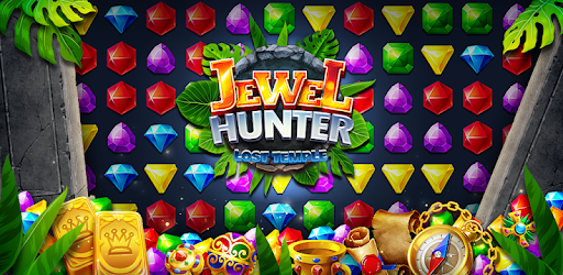 Jewel Hunter 2019 - три в ряд
