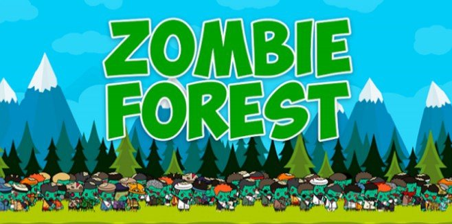 Zombie Forest HD: Survival