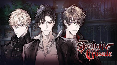 Twilight Crusade: Romance Otome Game
