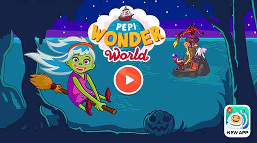Pepi Wonder World