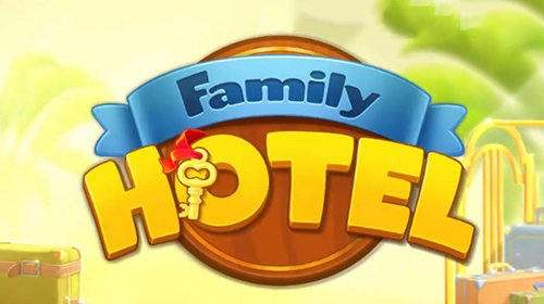 Family Hotel: Romantic story decoration match 3