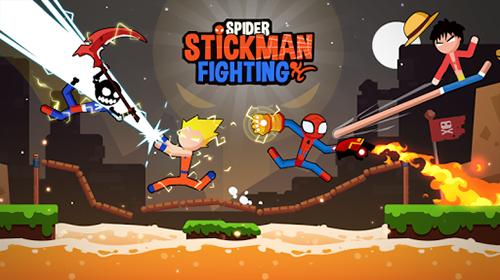 Stickman Fighting - Stickman Supreme Warriors