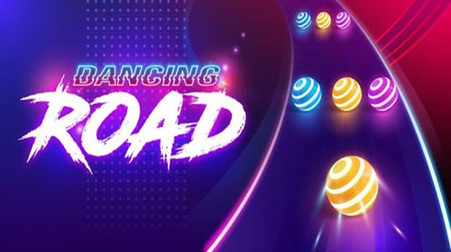Dancing Road: Colour Ball Run!
